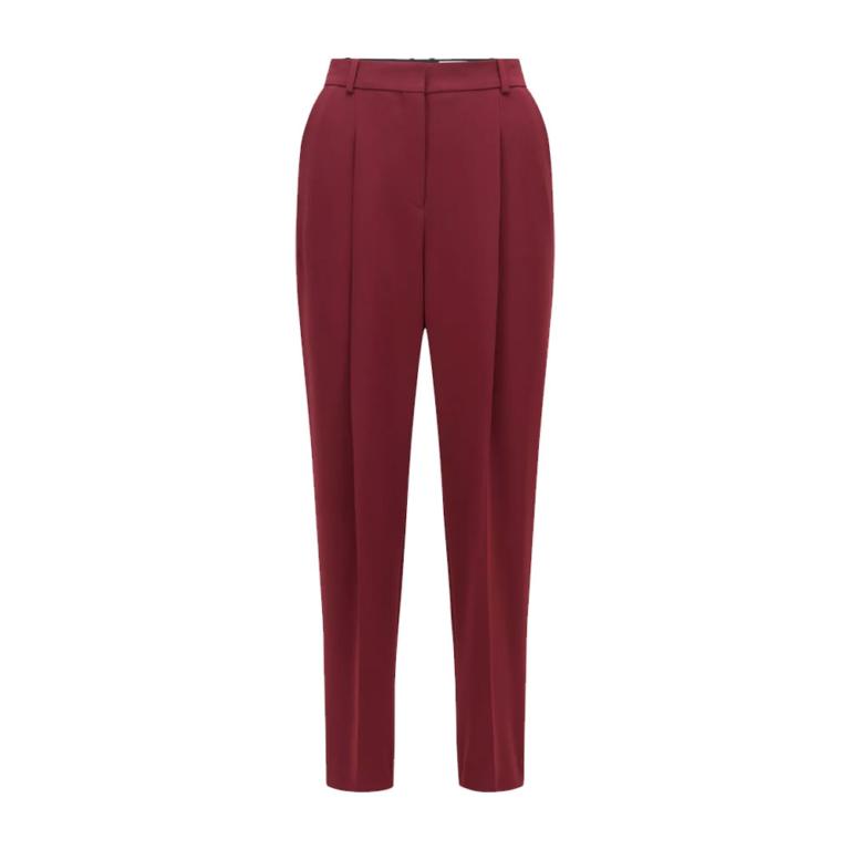 boss bukser rød