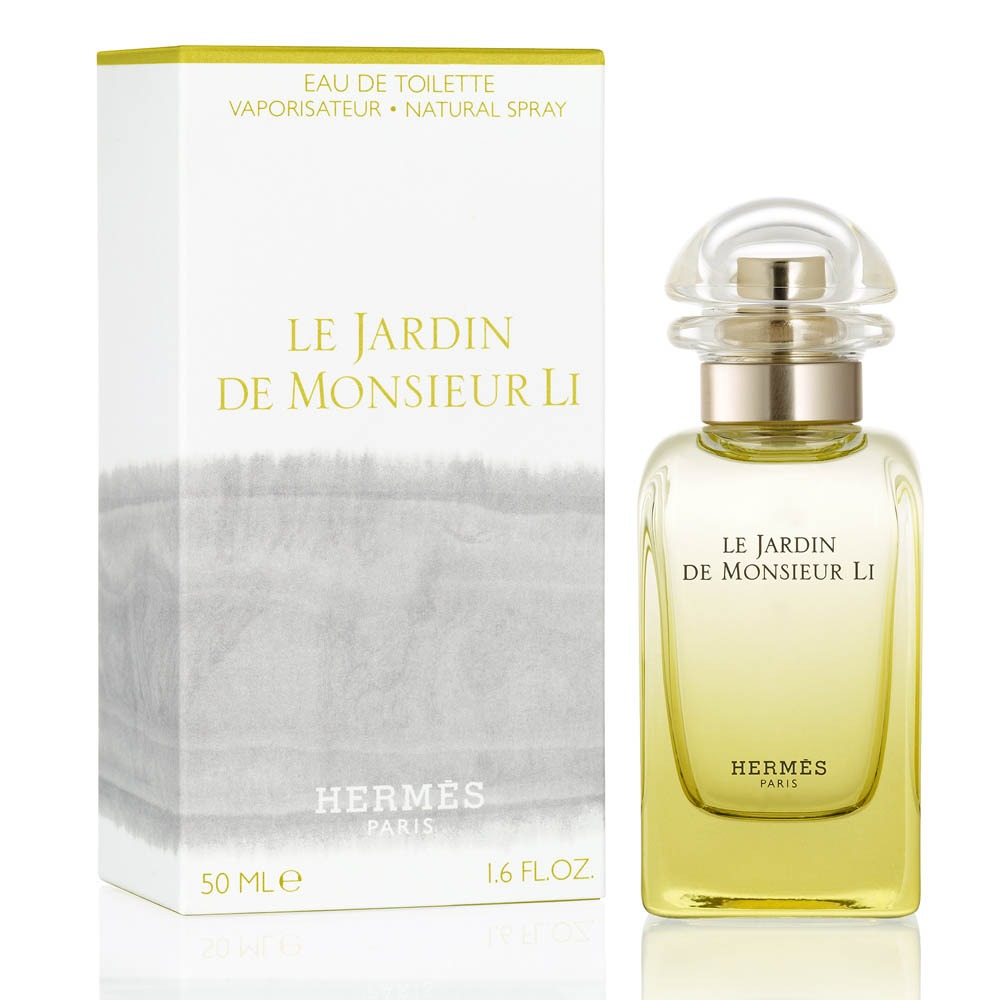 herm s le jardin de monsieur li edt 50 ml phigo fine. Black Bedroom Furniture Sets. Home Design Ideas