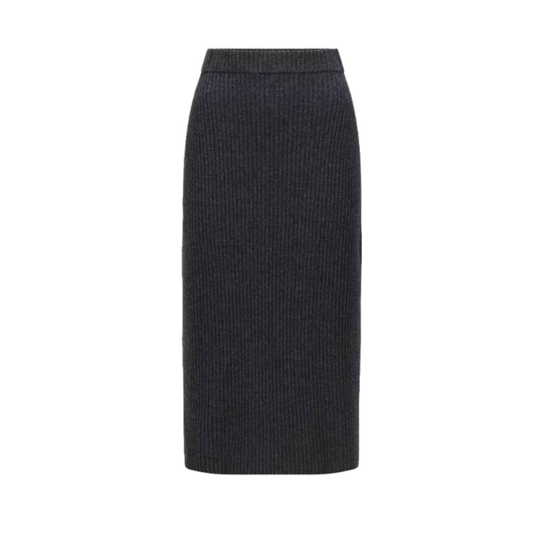 grey skirt boss