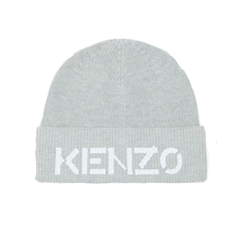 kenzo grey hue beanie