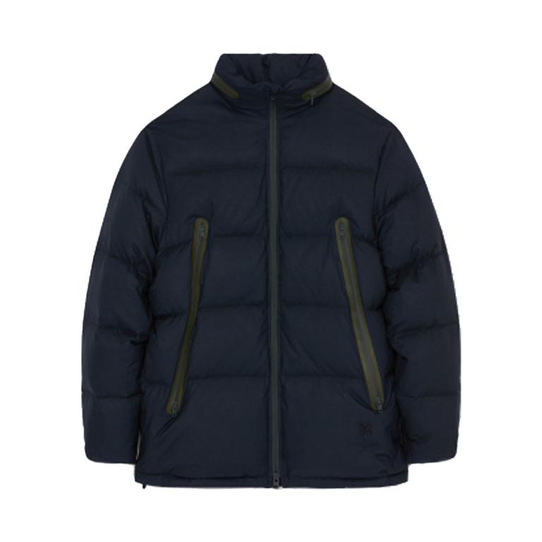 Kenzo puffer dun jakke