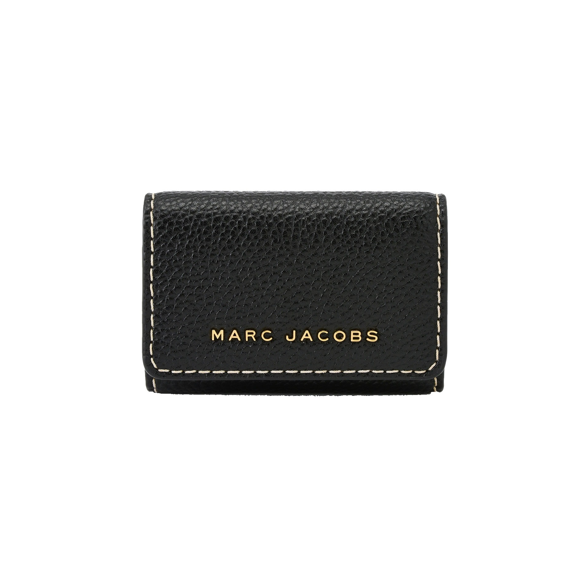 a83365fc965 Marc Jacobs - The Grind Nøglepung, Black - Phigo Fine Luxury