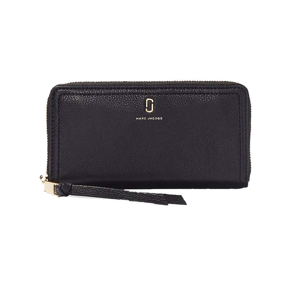 76d9fc403c3 Marc Jacobs – Softshot Continental Pung, Black - Phigo Fine Luxury